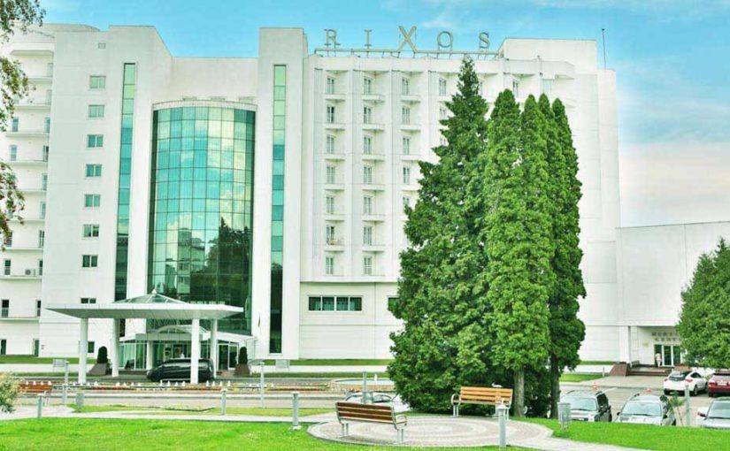 Отель Риксос Прикарпатье