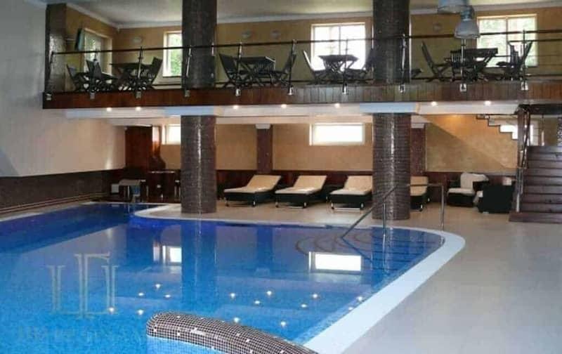 Отель Шале Грааль в Трускавце
