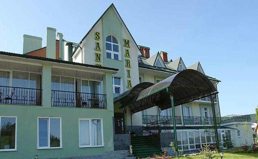 Готель Санта Марія